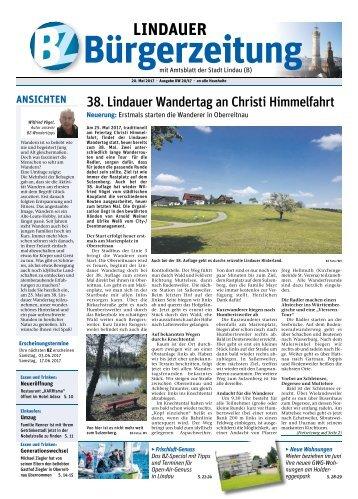 20.05.2017 Lindauer Bürgerzeitung