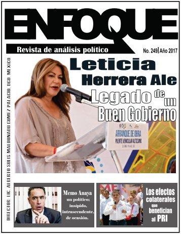Revista Enfoque/ Mayo 2017