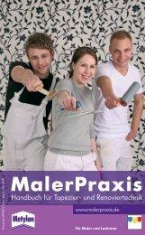 MalerPraxis - Wirz Tapeten AG