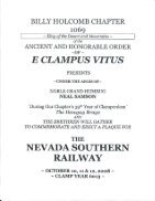 "6013/2008 Fall Clampout ""Nevada Southern Railway\"" History - Page 3"