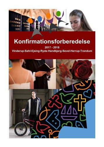 Folder Konfirmationsforberedelse 2017-2018 Gl. Vinerup side
