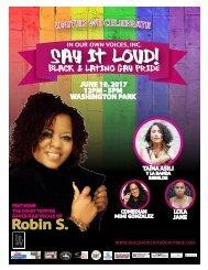 2017 Black and Latino Gay Pride