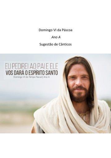 Domingo VI da Páscoa - Ano A