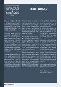 Aviação e Mercado - Revista - 8 - Page 4