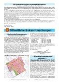 Öffentliche Bekanntmachungen - Gemeinde Merzenich - Seite 2