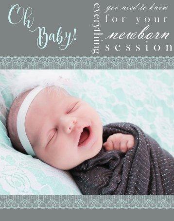 newborn book no cover