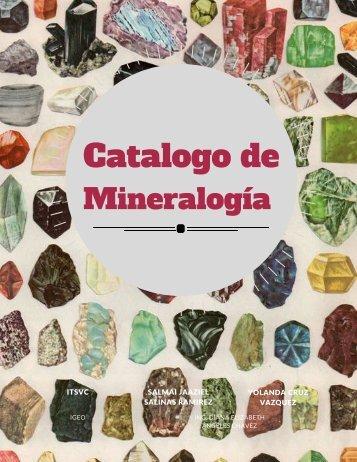 catalogo de mineralogia PREMIUN