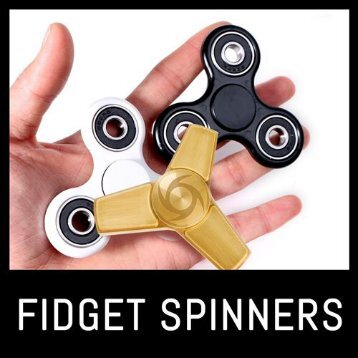 Best Fidget Spinner Toys Sale by iFidget, All Popular Colors for Kids