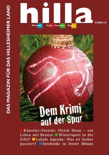 Ulrich Henn - Hilla Magazin