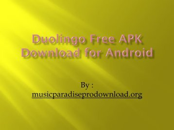 Duolingo Free APK Download for Android