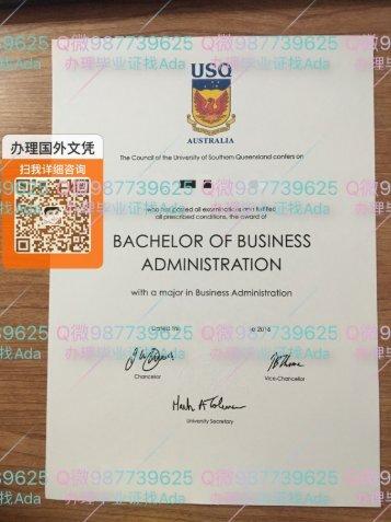 USQ master degree微信987739625办理南昆士兰大学毕业证成绩单澳洲学历认证买卖澳洲文凭University of Southern Queensland