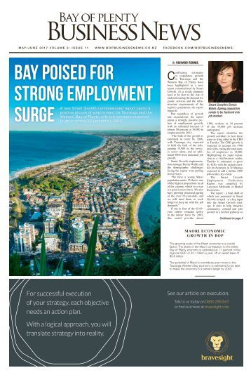 Bay of Plenty Business News May/June 2017