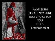 Swati Sethi female campaign services pune