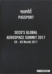 Aerospace Summit Passport Invite