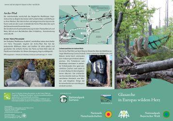 Glasarche in Europas wildem Herz - Nationalpark Bayerischer Wald