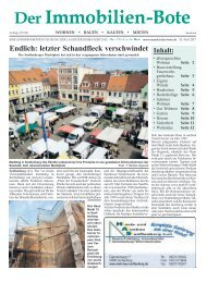 Immobilienbote 2017 (Seenland)