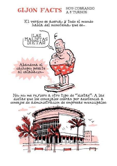 Gijón Facts: Dietas
