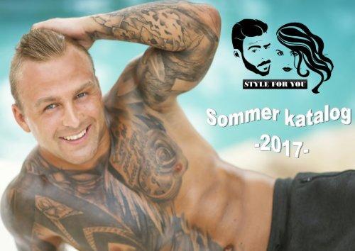 Sommer katalog MAND