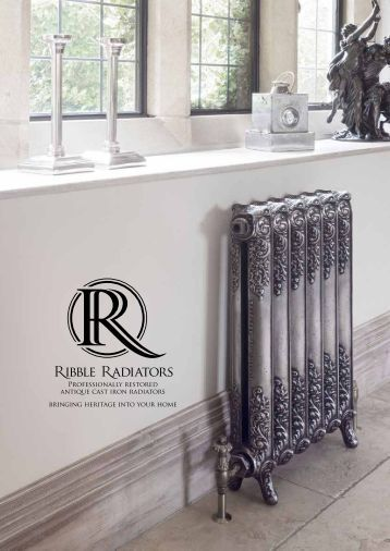 Reclaimed Radiator Brochure