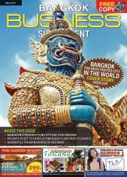 Bangkok Business Supplement - May 2017
