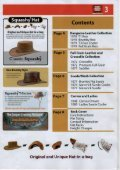 Barmah Red Rock Hats European Catolouge - Page 3