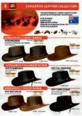 Barmah Red Rock Hats European Catolouge - Page 4