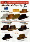 Barmah Red Rock Hats European Catolouge - Page 6