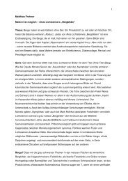Matthias Frehner Malerei ist möglich – Alois Lichtsteiners ...