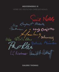 pdf-Download - Galerie Thomas