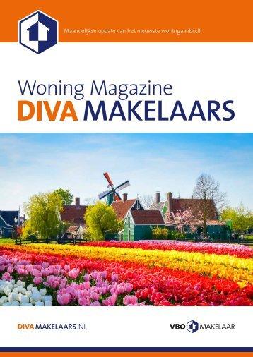 DIVA Woningmagazine #6, juni 2017