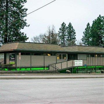 Exterior view of Spokane's best children's dentistry 5 Mile Smiles