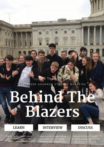 Behind the Blazers A4