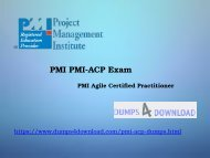 Download Valid PMI Practice Tests Questions Answers And Pass