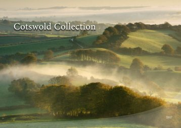 Cotswold Collection 2017