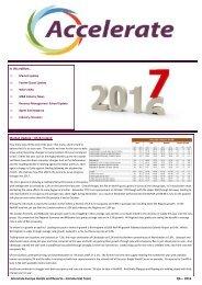 Accelerate - Q4 2016