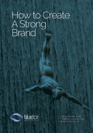 How to Create a Strong Brand