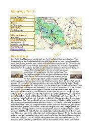 Malerweg Teil 3 - Wandern in der Sächsische Schweiz