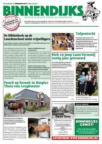 Binnendijks 2017 19-20