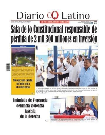 Edición 19 de Mayo de 2017