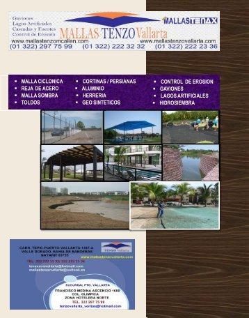 PRODUCTOS Y SERVICIOS MALLAS TENAX  point