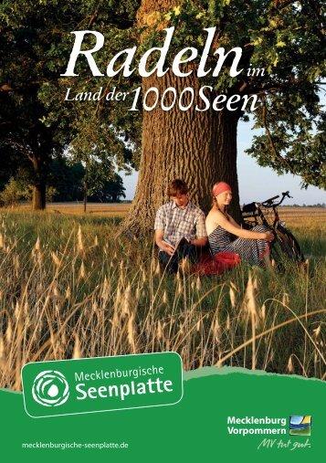 Radeln im Land der 1000 Seen