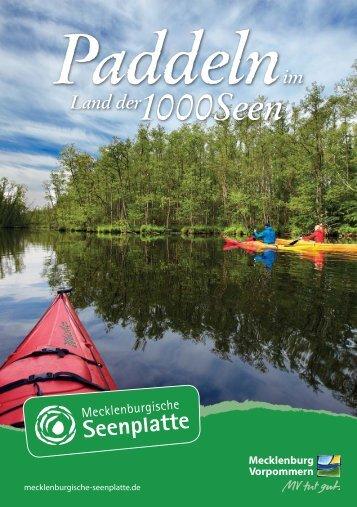 Paddeln im Land der 1000 Seen