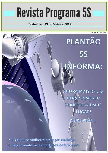 Revista 5S - Edição Maio 2017