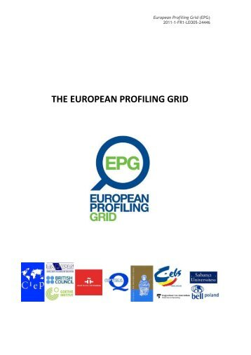 European Profiling Grid