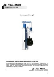 Turboflotor Blue 500 - ZooRoyal GmbH