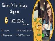 1 (800) 204-4122 Norton Online Backup Support Number