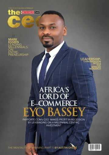 The BusinessDay CEO Magazine May 2017