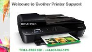 +44-800-046-5291 How to Download Brother Printer Drivers