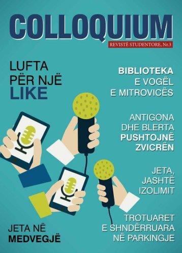 Revista COLLOQUIUM