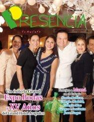 Revista Presencia Acapulco 1047